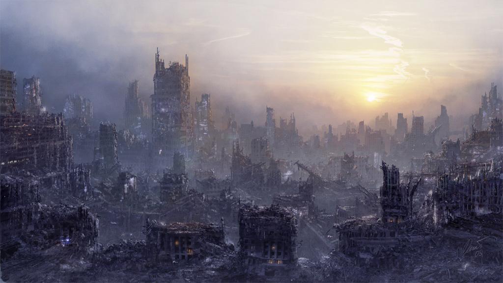 [นอกรอบ] บีเน่ (ผู้ลากแห่งสภาสูง) VS. ลูกน้ำแมน (ผู้เปลี่ยนแปลงแห่งสภาสูง)  วันล้างโลก[1/1] Apocalypse1