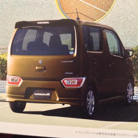 2017 - [Suzuki]  Wagon R D6ef06dd-s