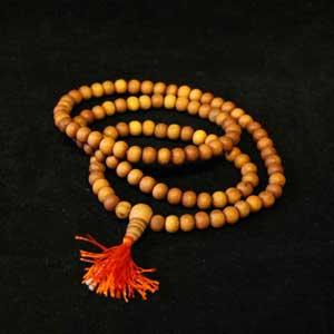 Буддийские четки Mala108-Sandal-1900