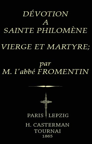 SAINTE PHILOMÈNE (11 août) Titre