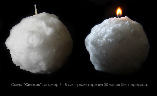 Новогодние свечи Svecha-SNEZHOK_600