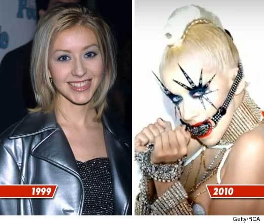[TMZ] Foto: Claramente Christina Aguilera no es ella misma... 0430-christina-aguilera-dates-credit