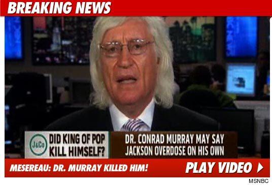People VS Conrad Murray (preliminare): news e aggiornamenti 0103-mesereau-video-msnbc-credit