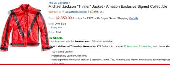 I fratelli Jackson lanciano J5, una marca d'abbigliamento - Pagina 2 1115-jackson-jacket-amazon