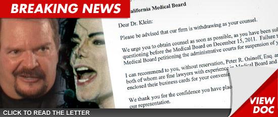 """[AGGIORNAMENTI] Il Dott. Klein indagato """"Provocò la dipendenza di MJ"""" 1205-arnie-launch-bn-01"""
