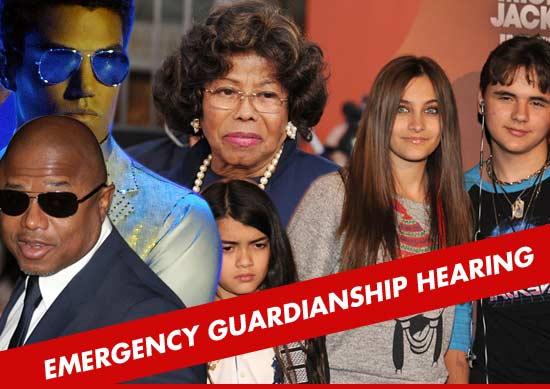 [AGGIORNAMENTI] TJ Jackson è il nuovo tutore legale temporaneo dei figli di MJ 0725-jackson-2