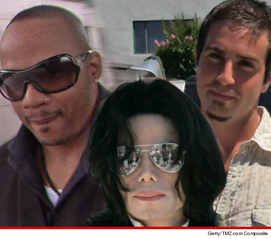 [ACCUSE RIGETTATE] Il coreografo Wade Robson accusa MJ di molestie  - Pagina 2 0510-shane-sparks-michael-jackson-wade-robson-3
