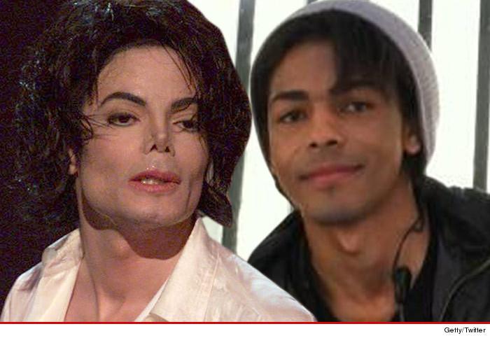 [FALSO] Brandon Howard è il figlio segreto di MJ - Pagina 2 0307-mj-b-howard-getty-twitter-3