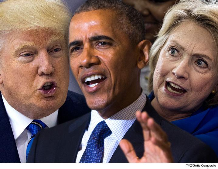 The Wall Street Journal 0916-trump-obama-clinton-tmz-getty-4