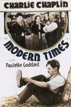 Charlie Chaplin Charlot-affiche-Modern_times