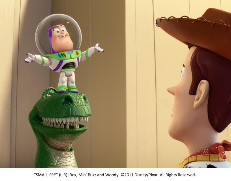 [Cartoon Pixar] Mini Buzz (2011) Toy0
