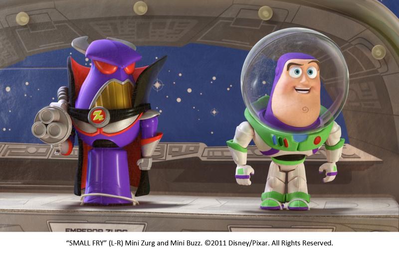 [Cartoon Pixar] Mini Buzz (2011) Toy