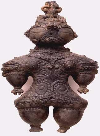 Les mystèrieuses représentations d'astronautes antiques StatueDogu