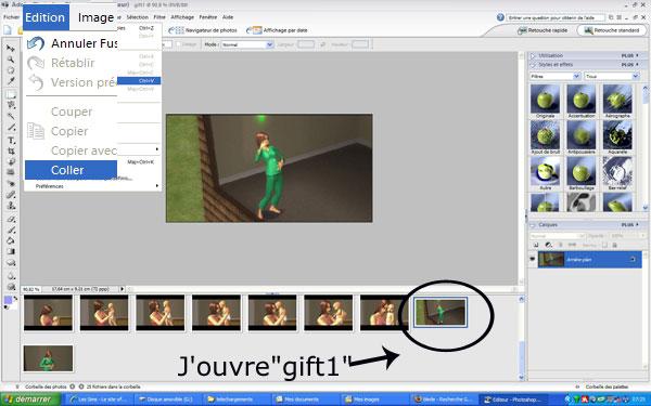 [Apprenti] Gif animé (photoshop Elements 4) Gifttuto13