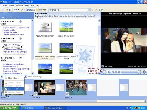 [MovieMaker] Vidéo Sims 2 - Pas à pas Movie22pet