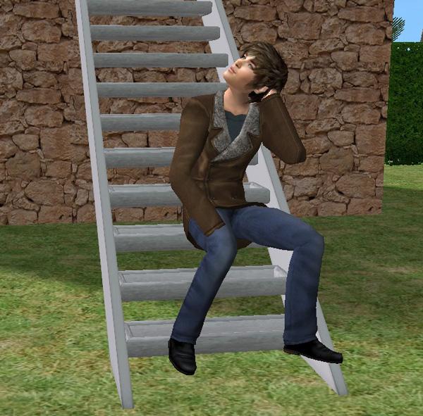 "[Sims 2] Photos Mode avec les ""Poses Box""(boite à poses) Tutomode10"