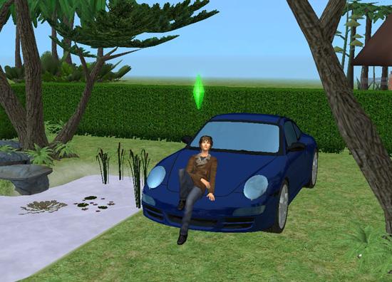 "[Sims 2] Photos Mode avec les ""Poses Box""(boite à poses) Tutomode17"