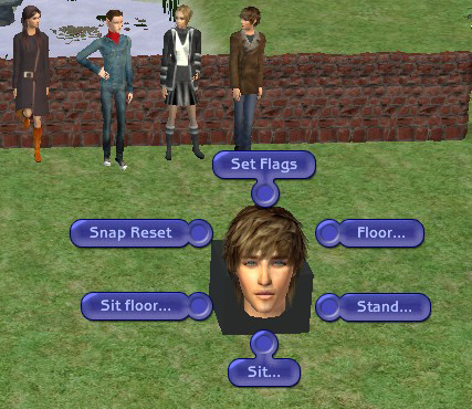 "[Sims 2] Photos Mode avec les ""Poses Box""(boite à poses) Tutomode2"