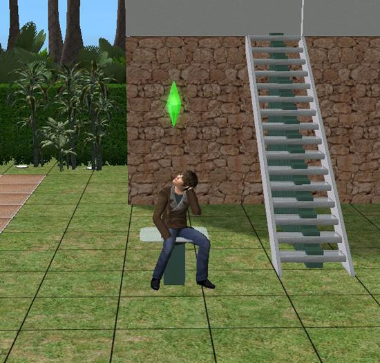 "[Sims 2] Photos Mode avec les ""Poses Box""(boite à poses) Tutomode8"
