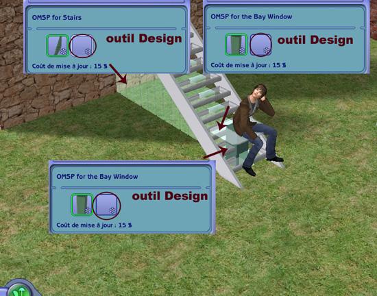 "[Sims 2] Photos Mode avec les ""Poses Box""(boite à poses) Tutomode9"