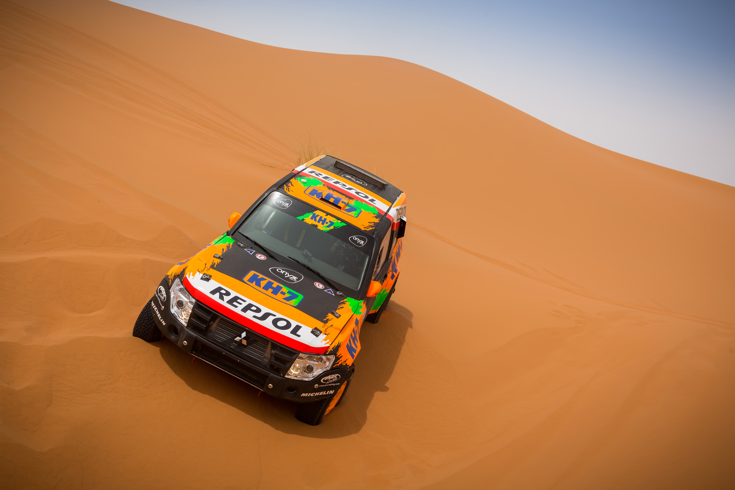 2017 Rallye Raid Dakar Paraguay - Bolivia - Argentina [2-14 Enero] - Página 3 Isidre_Esteve_Test_Marruecos_8
