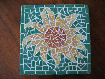 Mosaique Moztournesols