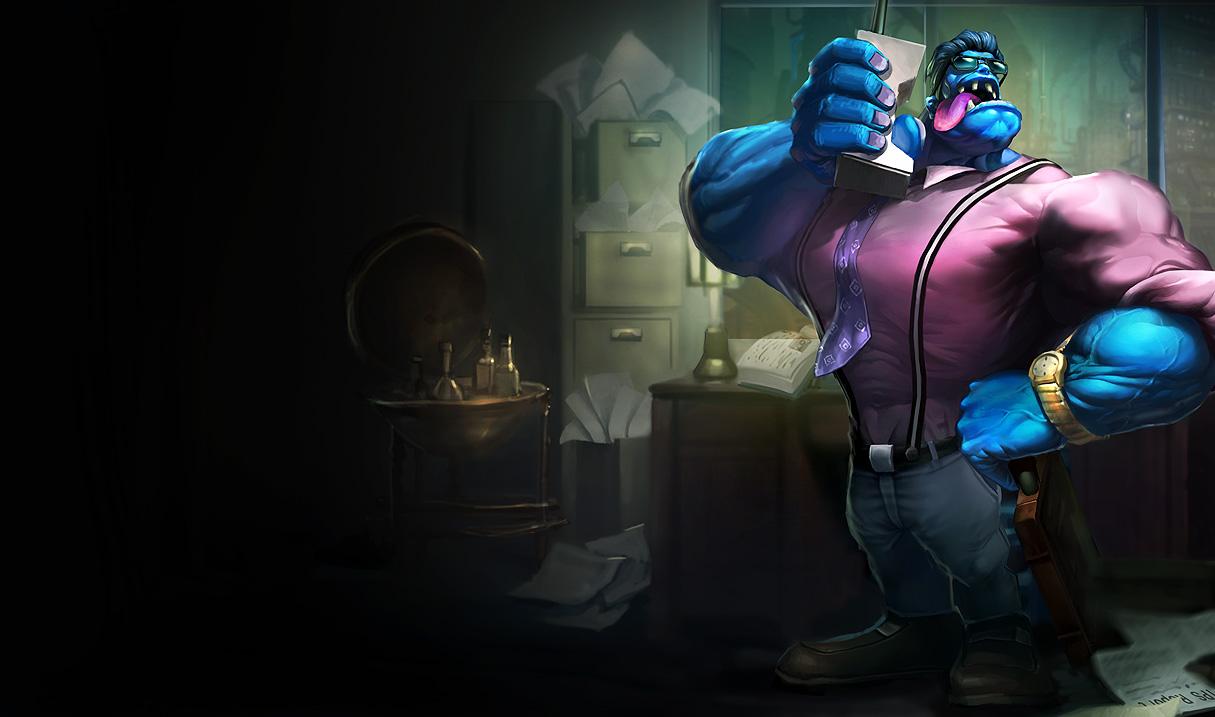 P.O League Of Legends Champs And Skins DrMundo_Corporate