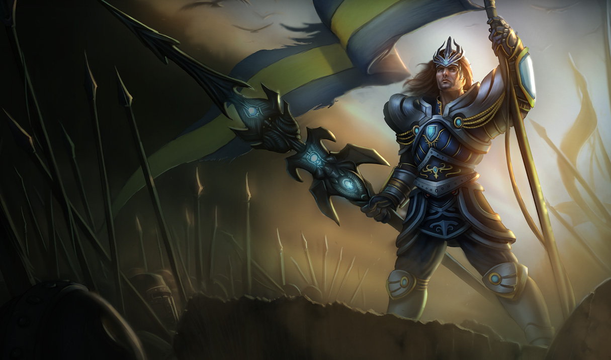 P.O League Of Legends Champs And Skins - Página 2 Victorious-Jarvan