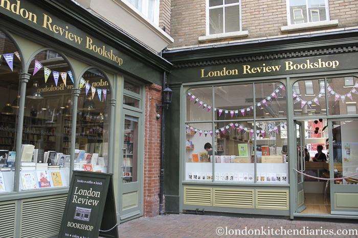 Les meilleures librairies de Londres London-Review-Bookshop-2