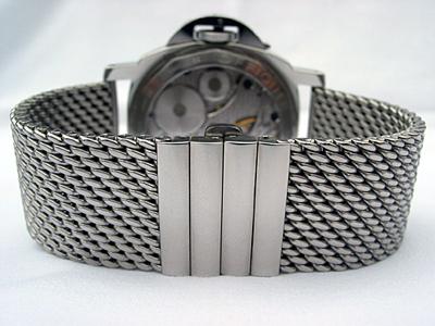 panerai - Bracelet Milanais sur Panerai Pam5a