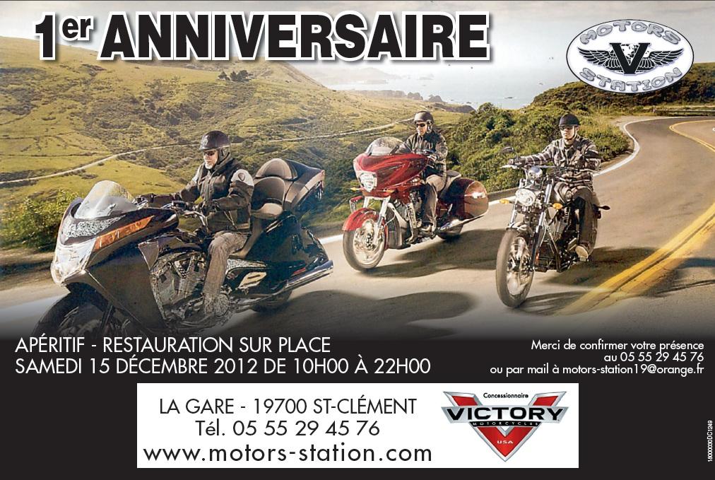 Saint Clément : Anniversaire de Motors Station !!! 15/12/2012 Annivmotorsstation