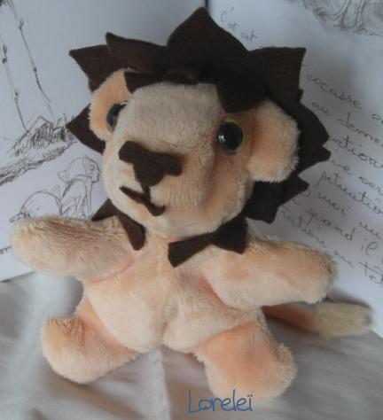 Mon p'tit zoo : nouveautés 03/02 Lion2