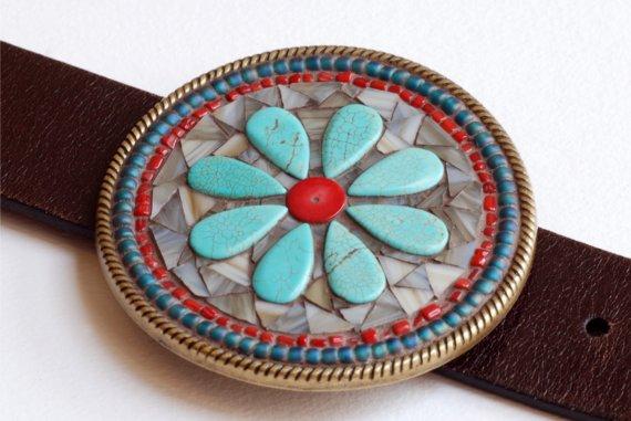 La técnica del mosaico en bisutería Mosaico1