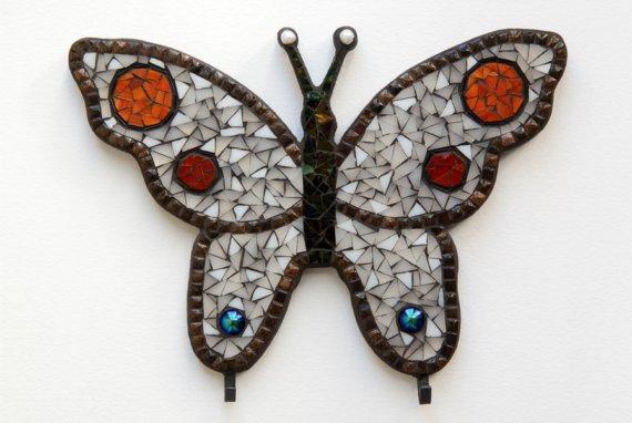 La técnica del mosaico en bisutería Mosaico21
