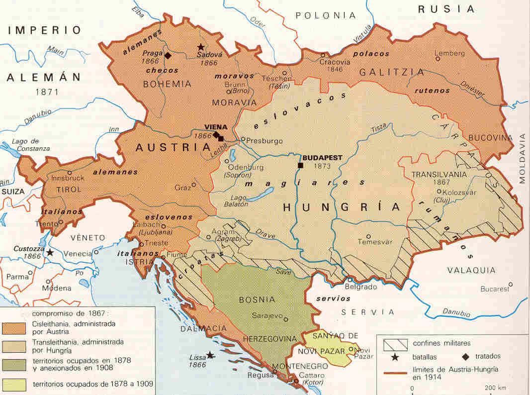 ¿Qué pasaría si Canarias se independizara? - Página 5 Austriahungria1867
