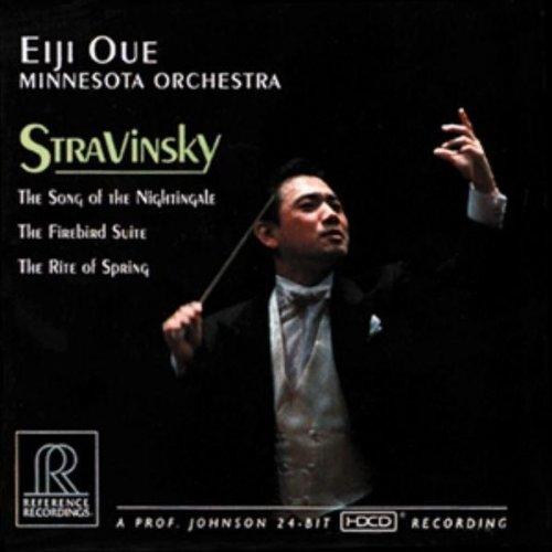 """El Diario EL PAÍS regala el nuevo album de Gustavo Dudamel titulado """"Wagner"""" Oue_stravinsky_the_song_of_the_nightingale"""