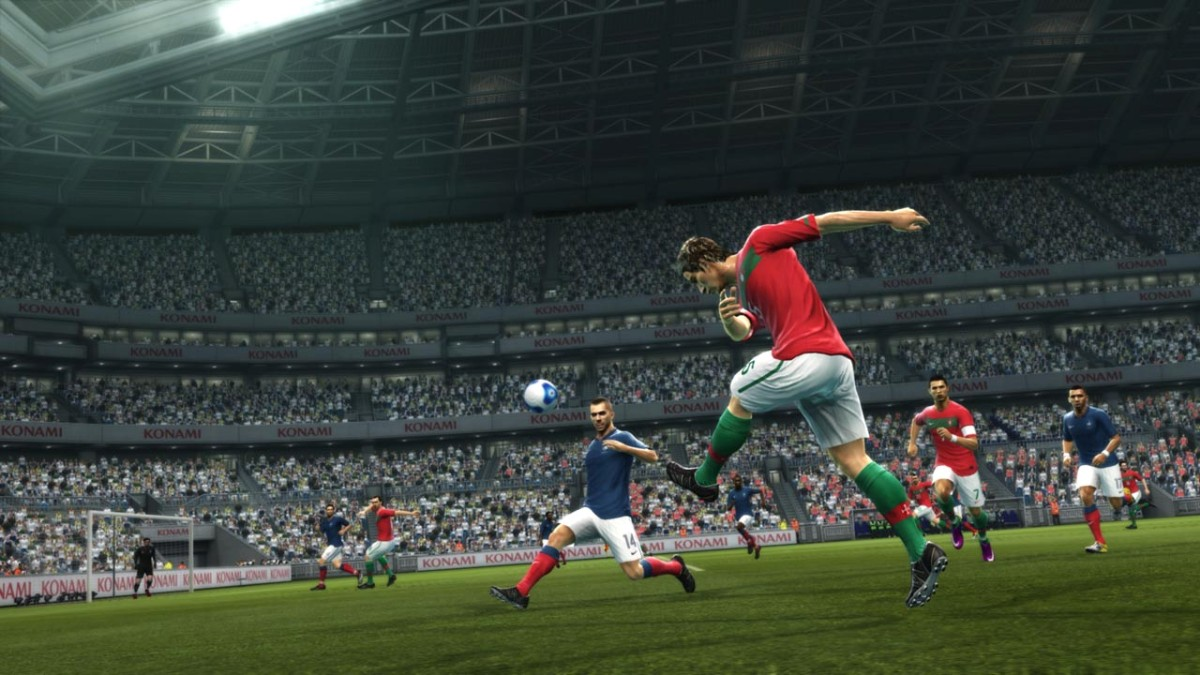 Pro Evolution Soccer 2012 +Crack RELOADED לינקים מהירים  1b59fa60bcf945b86a2a9100448f3c43