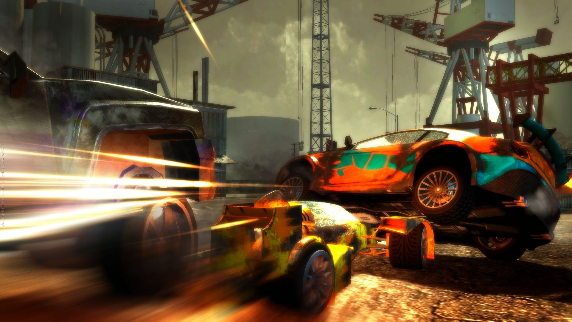 FlatOut 3 Chaos And Destruction-Crack RELOADED לינקים מהירים 951bace0be3f13d8c9ff7dc46ab45856