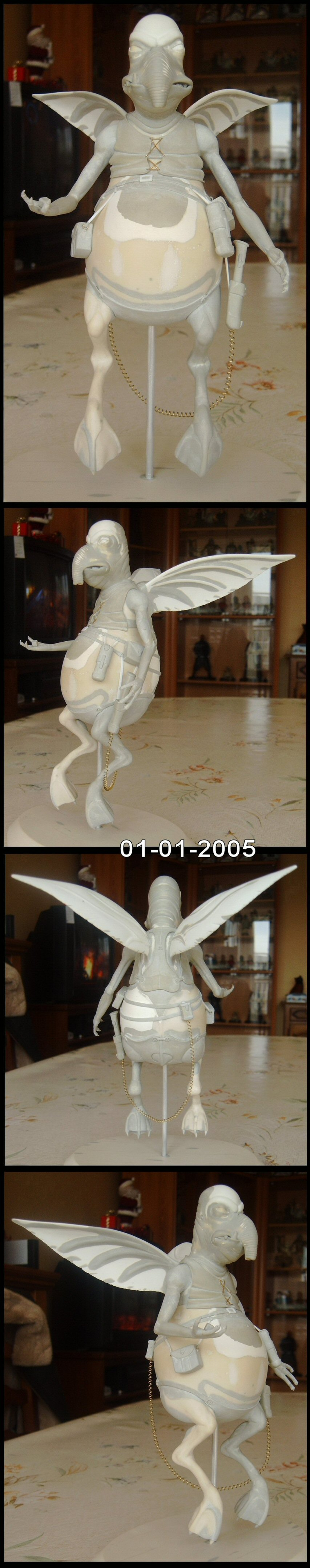 Atelier Neogarou : Watoo (Fini) Montage01-01-2005