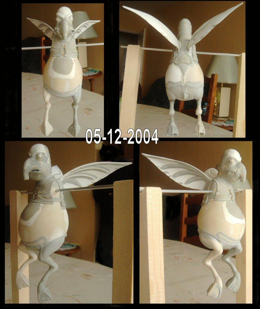 Atelier Neogarou : Watoo (Fini) Montage05-12-2004