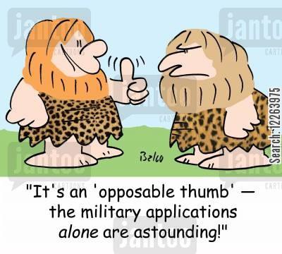 Donald Trump Vent Thread History-cavemen-evolve-paleontology-opposable_thumbs-cave-12263975_low