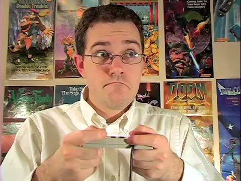 The Angry Video Game Nerd Angry-video-game-nerd-ftw
