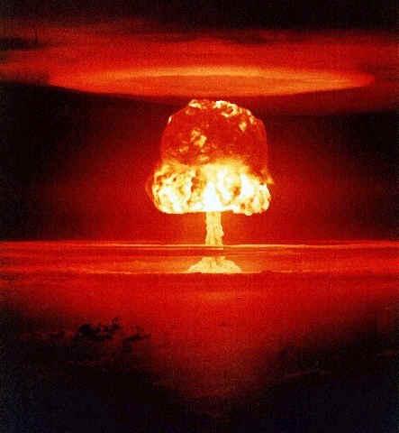 SMC 73, GU 71 Nuclear-explosion