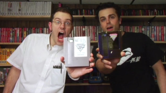 [Dossier] Nintendo World Championships 90 Gold et Grey Angry-Video-Game-Nerd-Nintendo-World-Championships-Starring-James-Rolfe-Pat-The-NES-Punk