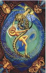 Таро Алистера Кроули старшие арканы Вселенная Таро Тота 21a_universum