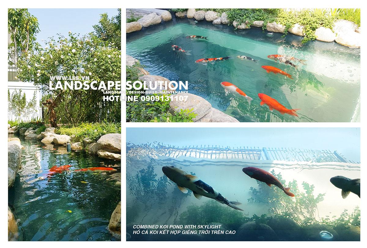 6 Phong Cách Thiết Kế Hồ Cá Koi Đẹp Nhất Cho Sân Vườn Biệt Thự 2019 6-phong-cach-thiet-ke-ho-ca-Koi-dep-nhat-cho-san-vuon-biet-thu-(2)