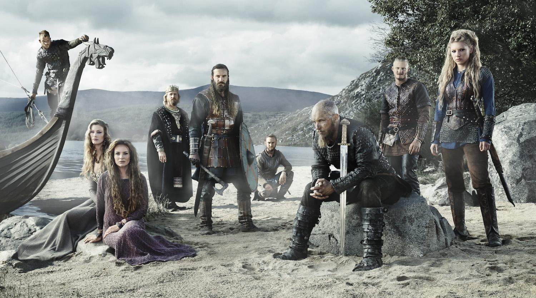 La galerie d'arts du Drakkar (toutes saisons) Vikings-saison-3