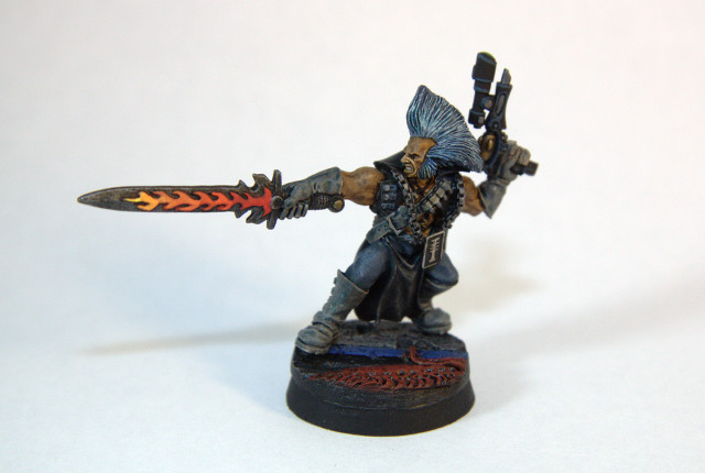 Inquisition War models Inquisitorvolta