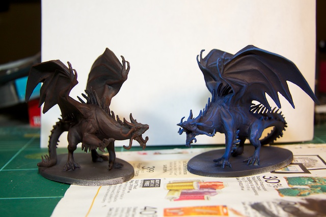 Descent miniatures Dragons%20drybrushed%20-%202013-11-06%20at%2022-57-59