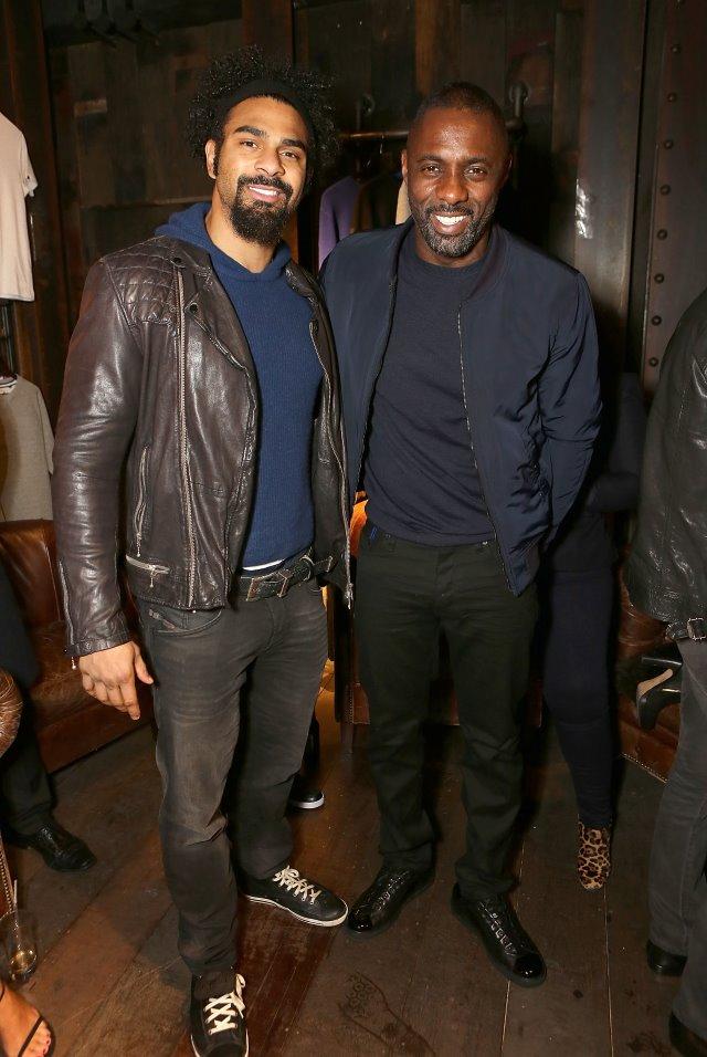 ¿Cuánto mide Idris Elba? - Real height 1127i29